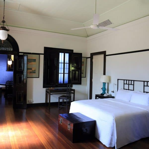 Cheong Fatt Tze - The Blue Mansion - Han Suites Room